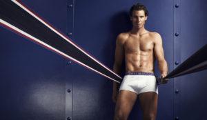 Tommy Hilfiger lanza la campaña de Underwear Otoño 2016, protagonizada por Rafael Nadal