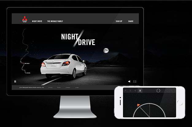 night drive carta