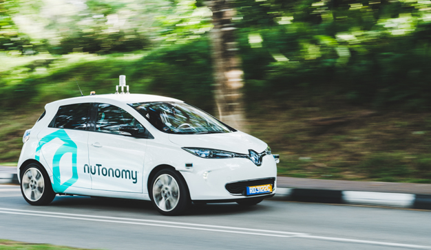Ha llegado el primer taxi sin conductor del mundo: nuTonomy