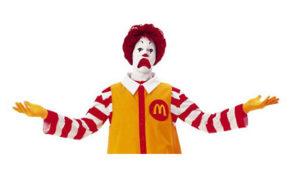 McDonald's protagoniza involuntariamente un (desagradable) viral de carácter sexual