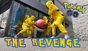 Los Pikachus se vengan y cazan a los turistas de Basilea en este vídeo tremendamente viral