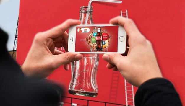¿Es la realidad aumentada el futuro de la publicidad?