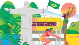 Las marcas sacan todo su ingenio para estar presentes en Río 2016 a toda costa