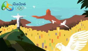 Los sponsors oficiales se cuelgan el oro en Río 2016, ¿gracias a un