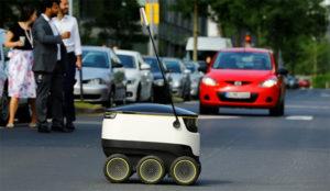 Estos pequeños robots son tan autosuficientes (y