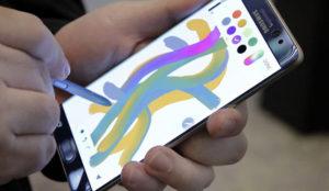 Así es el Galaxy Note 7, nueva arma de Samsung contra Apple