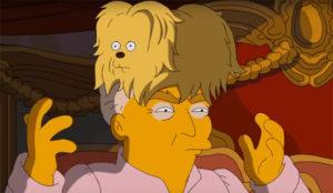 Los Simpson apoyan públicamente a Hillary Clinton (y de paso ridiculizan a Trump)