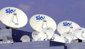 La plataforma de televisión de pago Sky prepara su desembarco en España