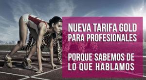 Nueva TARIFA GOLD para distribuidores de la imprenta online Soloimprenta.es