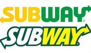 Subway apuesta por la estética sesentera y minimalista en su nuevo logo