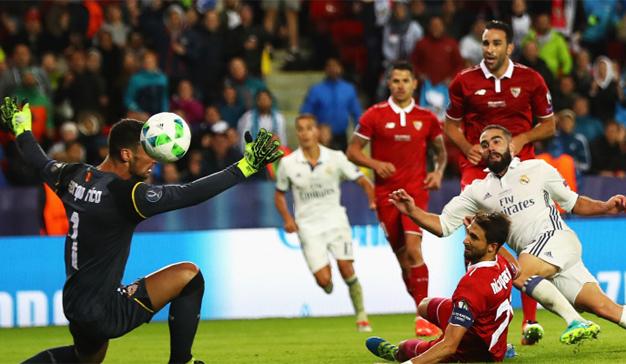 La Supercopa de Europa apunta, dispara y se lleva el spot de oro de la semana