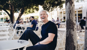 La entrevista más personal de Tim Cook con pistas sobre el futuro de Apple