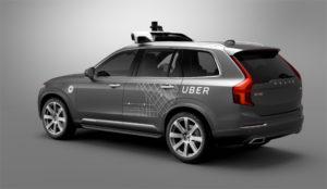 Uber y Volvo llegan a un acuerdo para desarrollar una flota de coches autónomos