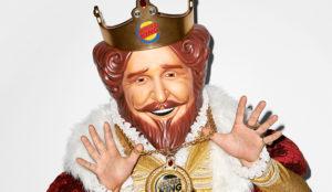 Burger King se saca de la manga el Whopperrito, el summum (absoluto) de la comida rápida
