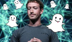 Facebook lanza su versión propia de filtros para selfis (y Snapchat tiembla)