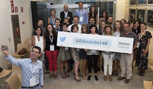 #Educación140