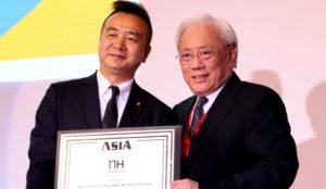 NH Hotels reconocida en China como la marca hotelera más atractiva del año para invertir