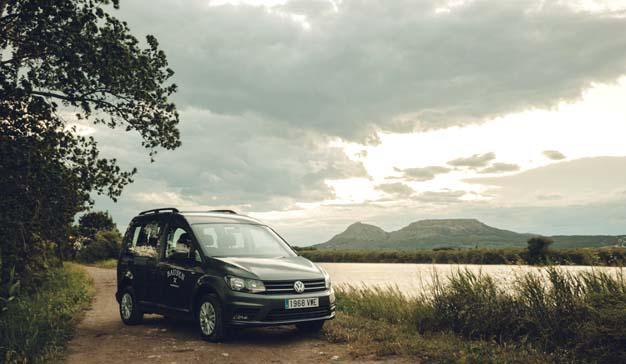 Volkswagen Caddy coche