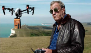 El británico Jeremy Clarkson se despide de los europeos en el último spot de Amazon