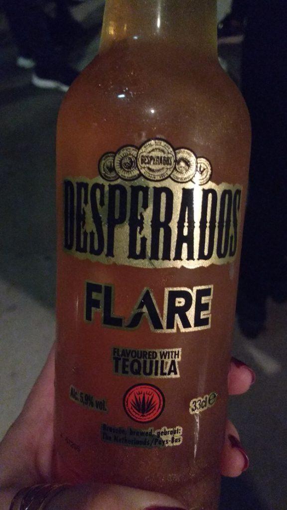 Llega Desperados Flare Edicion Limitada Y Exclusiva De La Cerveza Con Tequila Mas Explosiva