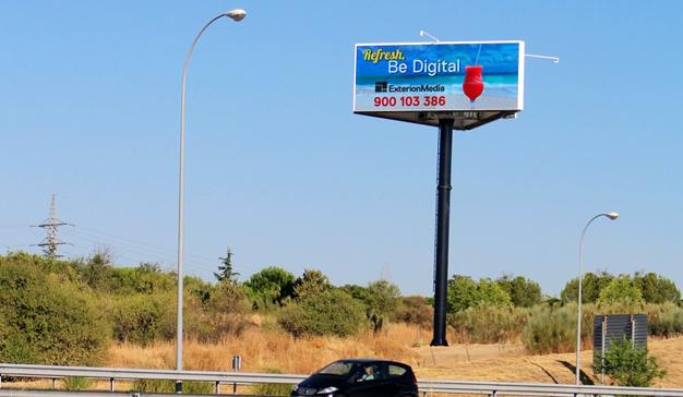 Exterion Media apuesta por la tecnología digital