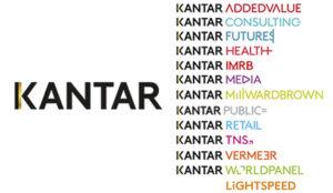 Kantar anuncia una nueva identidad corporativa de todas sus marcas