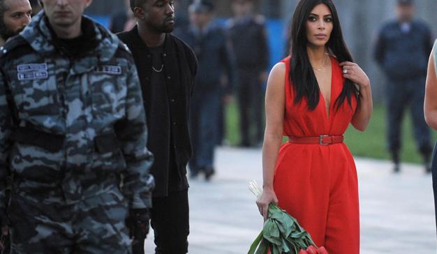 Kim Kardashian da la cara por los derechos armenios en el Wall Street Journal