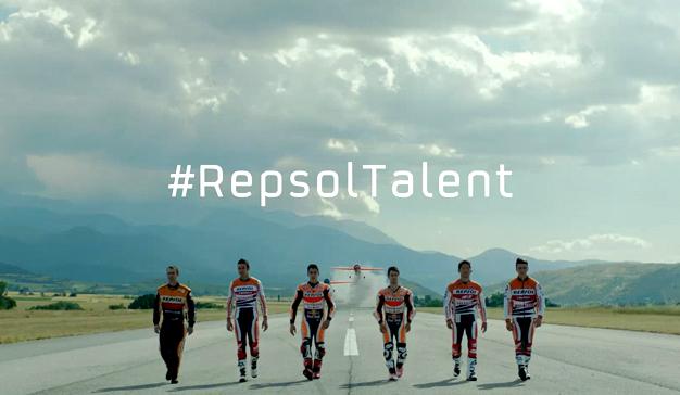 repsol talent imagen spot