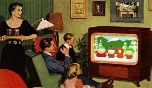 El vídeo online le busca las cosquillas, pero la televisión sigue siendo la reina