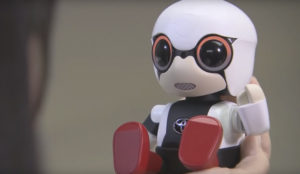 Toyota presenta el copiloto del futuro