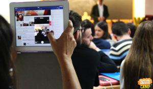 Llega el primer campamento de estrategias en redes sociales