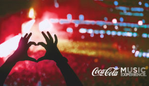 Éxito rotundo en la 6º edición del Coca Cola Music Experience