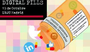 La URJC se llena de marketing, tendencias y creatividad con Digital Pills