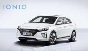 Hyundai presenta su nuevo modelo híbrido Ioniq