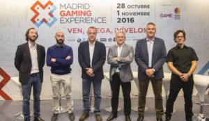 Madrid Gaming Experience abre sus puertas este viernes