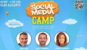 El campamento de redes sociales aterriza en Alicante