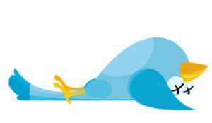 Las acciones de Twitter caen casi un 20% tras la falta de interés de Disney y Google