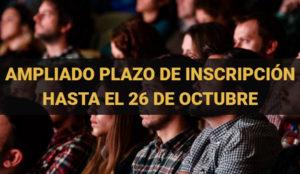 Los Premios Inspirational'16 amplían el plazo de inscripciones hasta el 26 de octubre