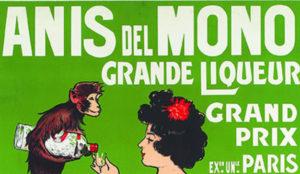 'La Manola', protagonista de la botella de Anís del Mono estas navidades