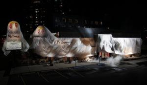 Burger King pega un susto (de muerte) a sus clientes, disfrazado de McDonald's