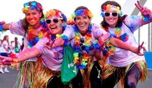 Llega la primera The Color Run by Skittles en Madrid #TheColorRunSkittles