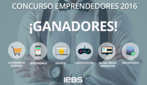 IEBS cierra su 7º edición del Concurso de Emprendedores y publica la lista de ganadores