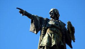 10 anuncios protagonizados por Cristóbal Colón para celebrar la Fiesta Nacional