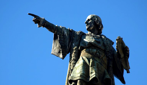 cristobal-colon-estatua