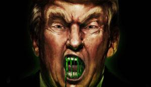 Halloween comienza a dar sus primeros terroríficos frutos publicitarios (en clave política)