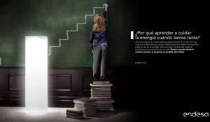 Endesa presenta una nueva imagen repleta de movimiento e innovación