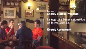 Energy Agreement, una app de Energy Sistem para resolver la situación política española