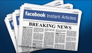 Facebook amplía su oferta marketera en Instant Articles para afianzar su reinado