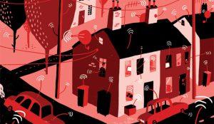 El internet de las cosas dejó malherida el viernes a la red de redes (y vendrán más ataques)