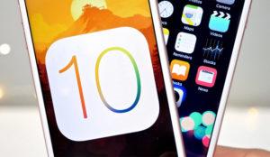 Uno de cada cinco usuarios de iOS 10 se planta y da ya esquinazo al